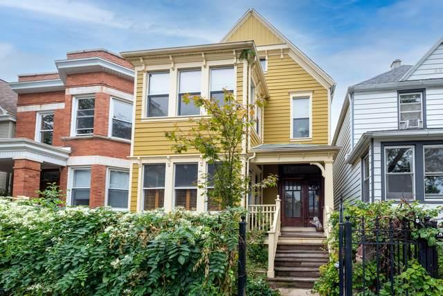 1618 W Bryn Mawr Avenue, Chicago, IL 60660 (MLS #11228711) :: BN Homes Group