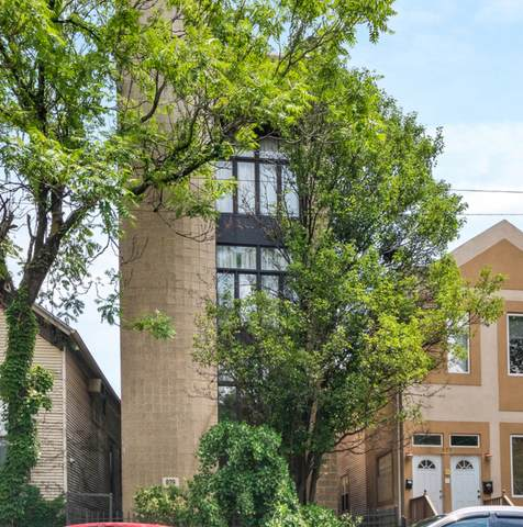 829 N May Street #1, Chicago, IL 60642 (MLS #11228740) :: BN Homes Group