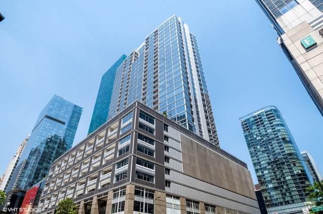 240 E Illinois Street #2206, Chicago, IL 60611 (MLS #11228744) :: BN Homes Group
