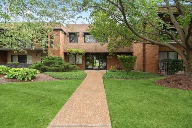 110 Old Oak Drive #233, Buffalo Grove, IL 60089 (MLS #11228750) :: Lux Home Chicago