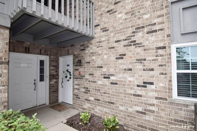39 Foxcroft Road #115, Naperville, IL 60565 (MLS #11228767) :: The Dena Furlow Team - Keller Williams Realty