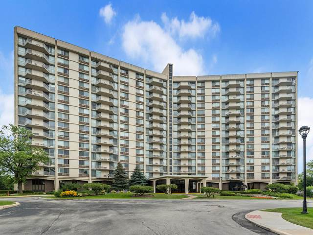 40 N Tower Road 2F, Oak Brook, IL 60523 (MLS #11228770) :: John Lyons Real Estate