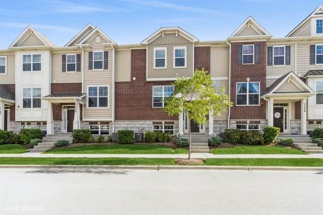 1177 Evergreen Avenue 18-3, Des Plaines, IL 60016 (MLS #11228781) :: John Lyons Real Estate