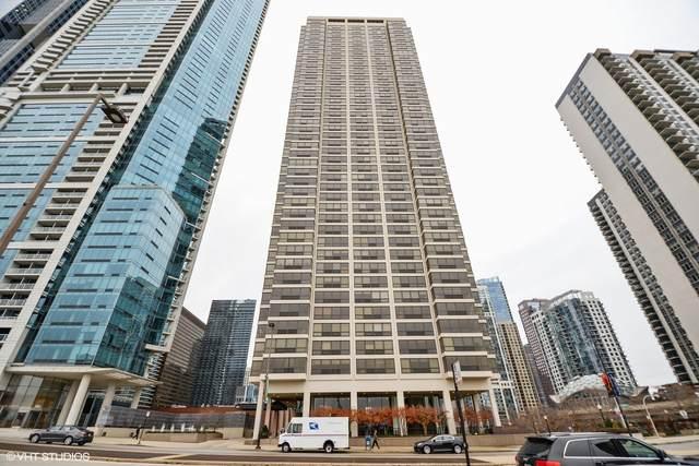 360 E Randolph Street #1606, Chicago, IL 60601 (MLS #11228790) :: BN Homes Group