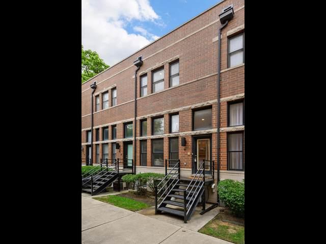 1217 N Hoyne Avenue F, Chicago, IL 60622 (MLS #11228792) :: BN Homes Group