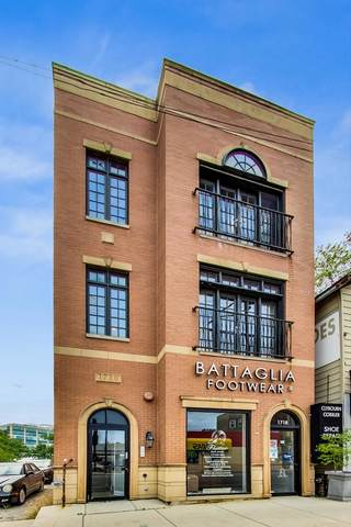 1718 N Clybourn Avenue #1, Chicago, IL 60614 (MLS #11228805) :: BN Homes Group