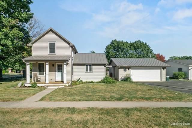 305 S Zeller Street, Somonauk, IL 60552 (MLS #11228815) :: John Lyons Real Estate