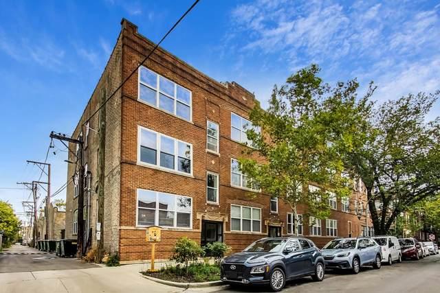 4348 N Sacramento Avenue #3, Chicago, IL 60618 (MLS #11228822) :: John Lyons Real Estate