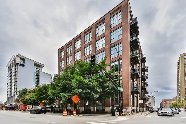 701 W Jackson Boulevard 104K, Chicago, IL 60661 (MLS #11228824) :: BN Homes Group