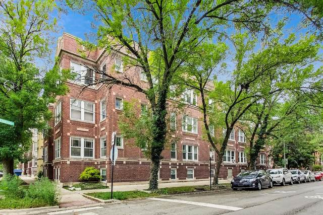 5944 N Glenwood Avenue 2S, Chicago, IL 60660 (MLS #11228836) :: BN Homes Group