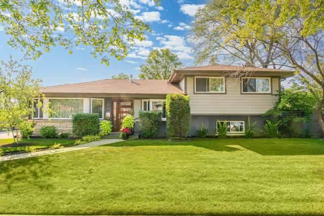 142 Crescent Drive, Glenview, IL 60025 (MLS #11228853) :: Lewke Partners - Keller Williams Success Realty