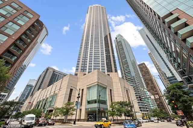 512 N Mcclurg Court #4504, Chicago, IL 60611 (MLS #11228885) :: BN Homes Group