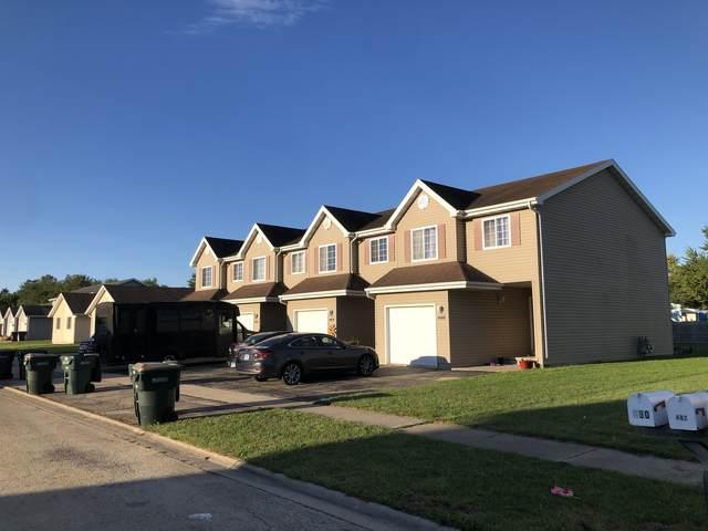 460/462/464/466 N School Street, Diamond, IL 60416 (MLS #11228910) :: Littlefield Group