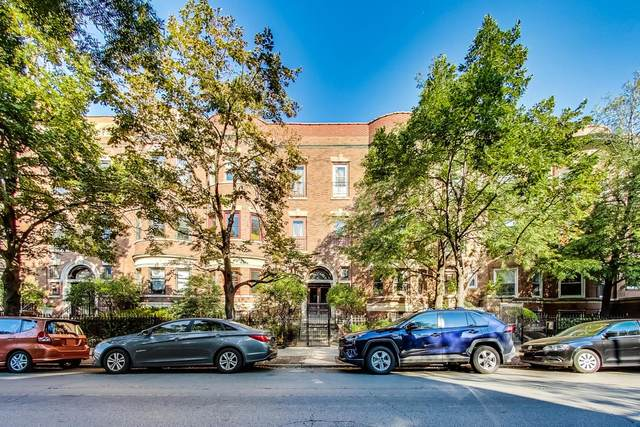 4061 N Sheridan Road G, Chicago, IL 60613 (MLS #11228926) :: BN Homes Group