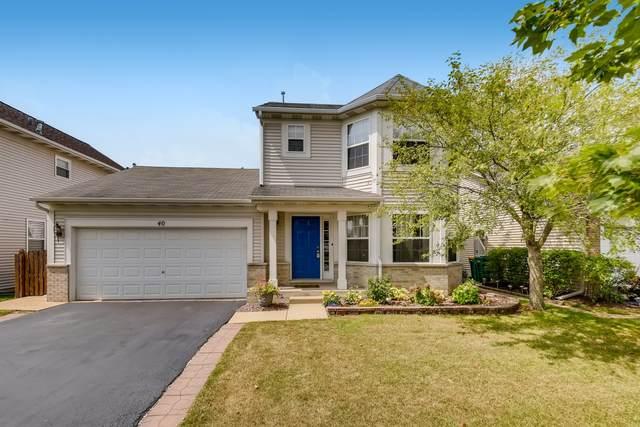 40 Kenilworth Avenue, Romeoville, IL 60446 (MLS #11228979) :: Angela Walker Homes Real Estate Group