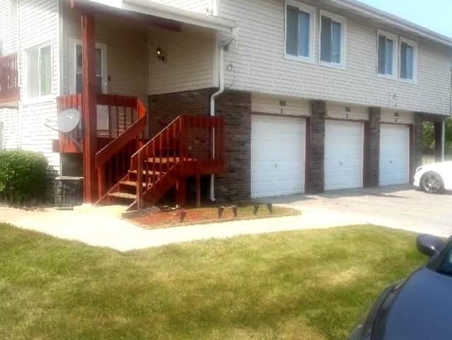 703 Spring Court #1, University Park, IL 60484 (MLS #11228996) :: Littlefield Group