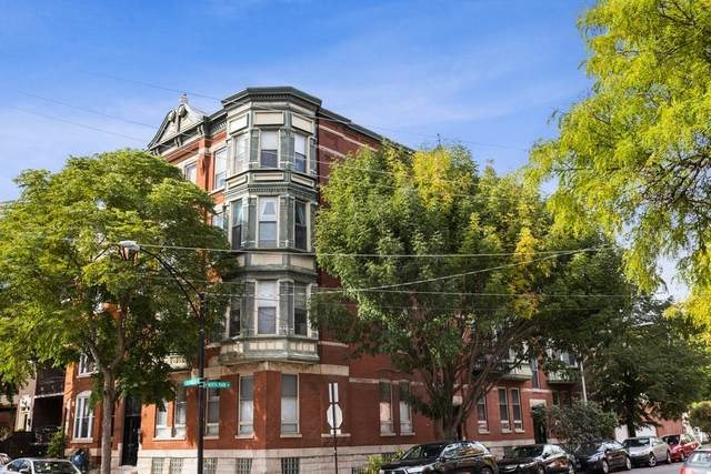 1342 N North Park Avenue #1, Chicago, IL 60610 (MLS #11228998) :: BN Homes Group