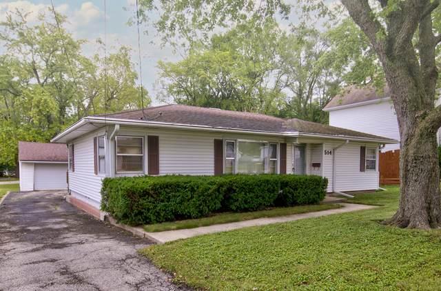 514 Whelan Street, Lockport, IL 60441 (MLS #11229000) :: The Dena Furlow Team - Keller Williams Realty