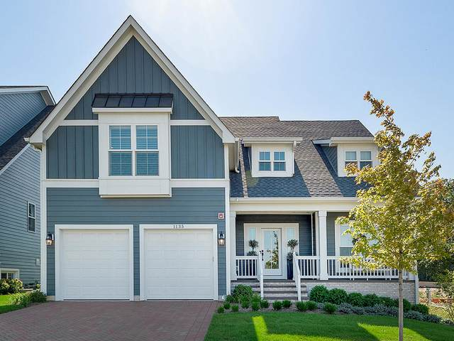 1135 Hickory Drive, Western Springs, IL 60558 (MLS #11229037) :: Littlefield Group