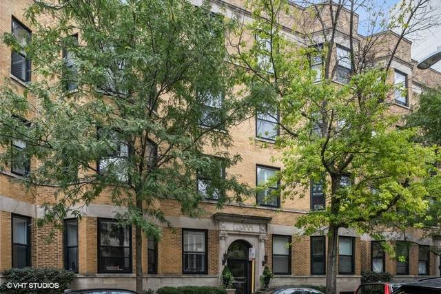 1709 N Crilly Court B, Chicago, IL 60614 (MLS #11229046) :: BN Homes Group