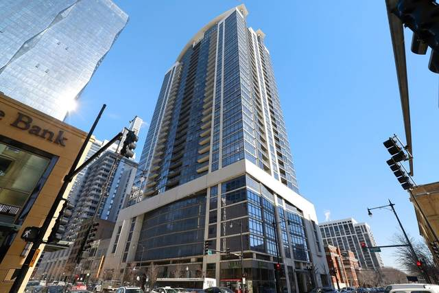 100 E 14th Street #708, Chicago, IL 60605 (MLS #11229092) :: The Wexler Group at Keller Williams Preferred Realty