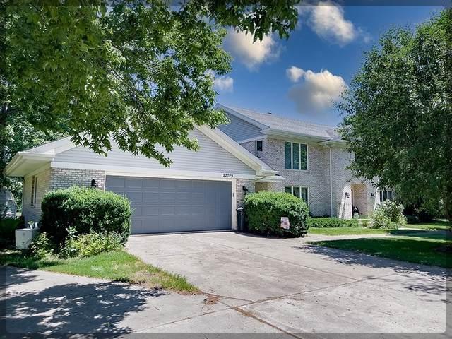 22029 S Burr Ridge Drive, Shorewood, IL 60404 (MLS #11229099) :: The Dena Furlow Team - Keller Williams Realty