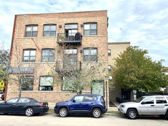 1560 W Wabansia Avenue 3E, Chicago, IL 60642 (MLS #11229167) :: BN Homes Group