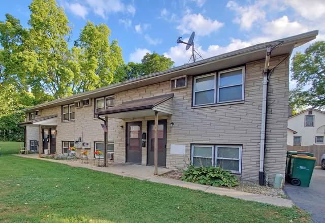 818 S Jefferson Street, Lockport, IL 60441 (MLS #11229168) :: The Dena Furlow Team - Keller Williams Realty