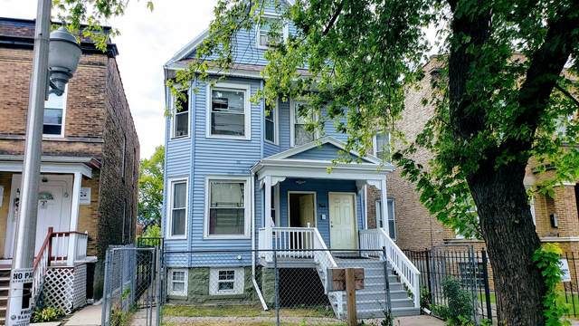 944 N Waller Avenue, Chicago, IL 60651 (MLS #11229173) :: Schoon Family Group