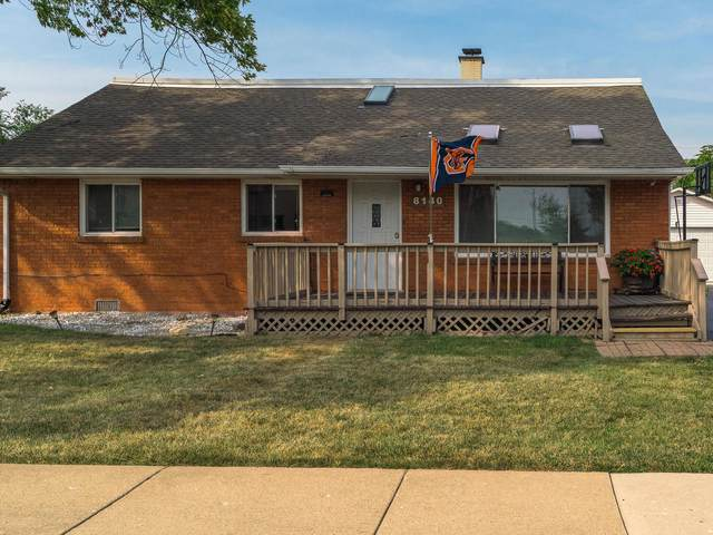 8140 W 84th Place, Justice, IL 60458 (MLS #11229182) :: The Wexler Group at Keller Williams Preferred Realty