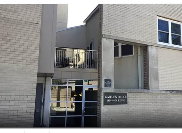 1834 Ridge Avenue #124, Evanston, IL 60201 (MLS #11229212) :: Lewke Partners - Keller Williams Success Realty