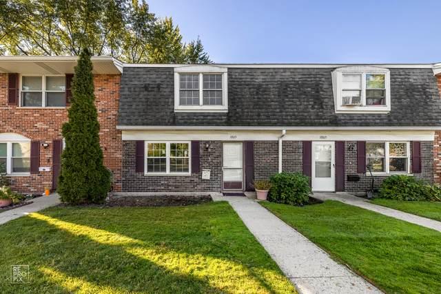 1803 Short Avenue, Streamwood, IL 60107 (MLS #11229225) :: John Lyons Real Estate
