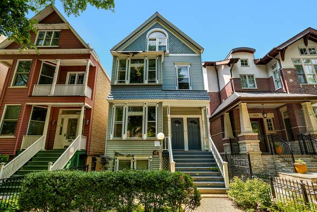 3420 N Greenview Avenue, Chicago, IL 60657 (MLS #11229246) :: John Lyons Real Estate