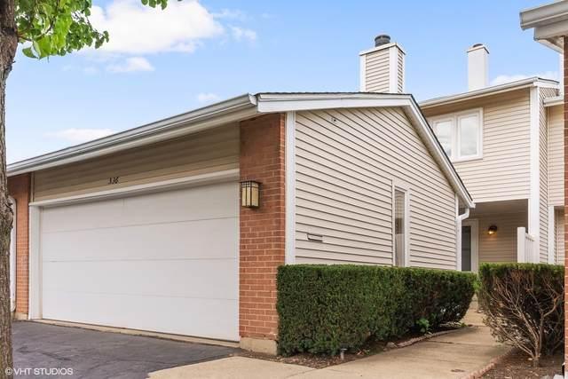 536 Hummingbird Lane, Deerfield, IL 60015 (MLS #11229252) :: The Dena Furlow Team - Keller Williams Realty