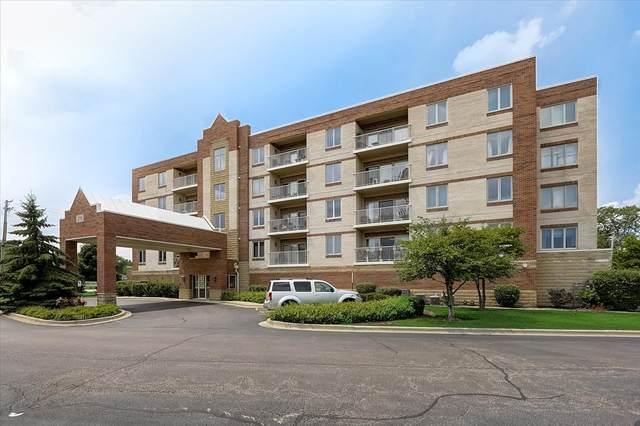 175 W Brush Hill Road #104, Elmhurst, IL 60126 (MLS #11229264) :: Angela Walker Homes Real Estate Group