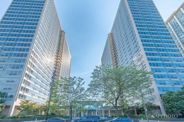 3550 N Lake Shore Drive #509, Chicago, IL 60657 (MLS #11229299) :: John Lyons Real Estate