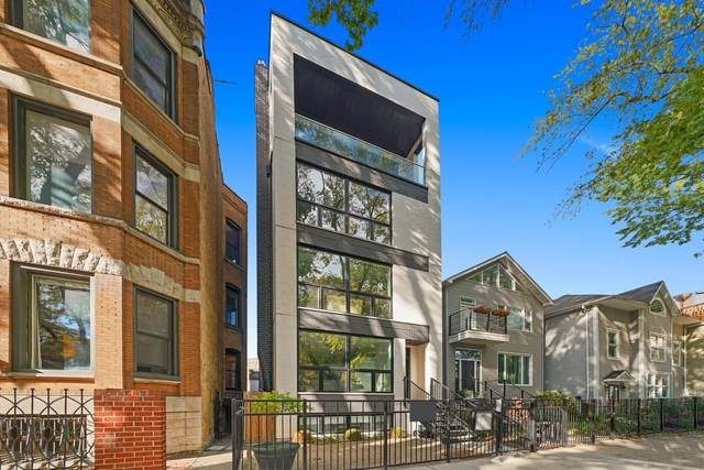 928 W Montana Street #1, Chicago, IL 60614 (MLS #11229305) :: BN Homes Group