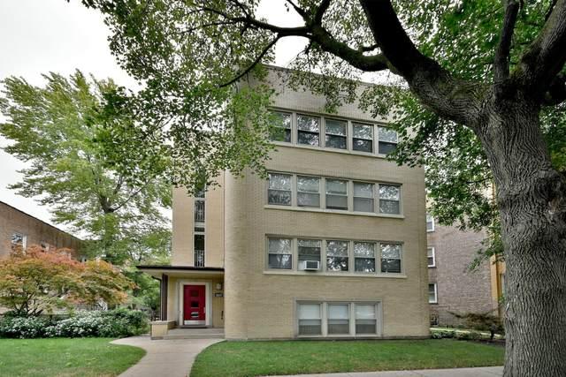 2627 W Estes Avenue #3, Chicago, IL 60645 (MLS #11229331) :: BN Homes Group