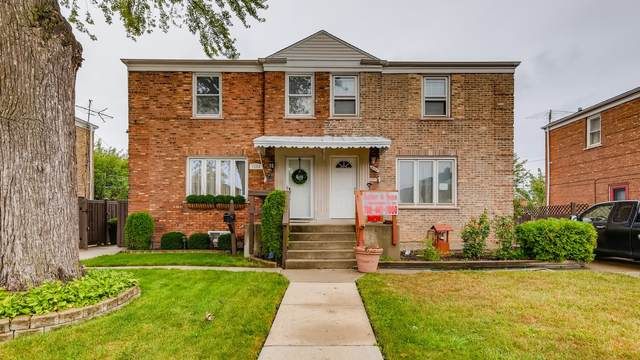5166 W 64TH Place, Chicago, IL 60638 (MLS #11229335) :: The Dena Furlow Team - Keller Williams Realty
