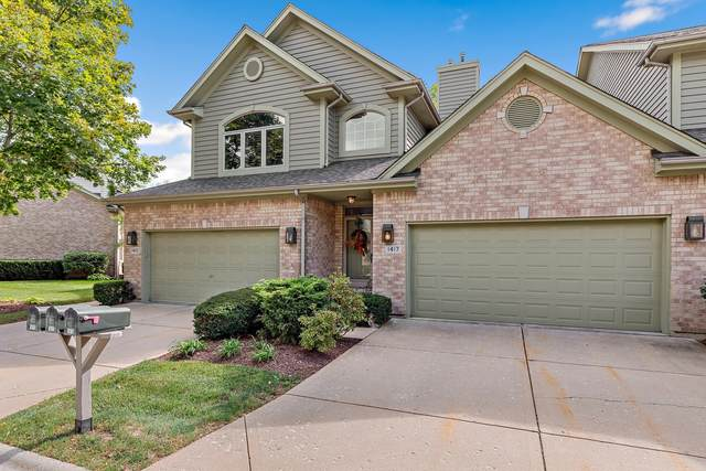 1417 49th Court S, Western Springs, IL 60558 (MLS #11229358) :: BN Homes Group