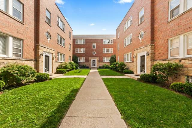 1408 Central Street 3N, Evanston, IL 60201 (MLS #11229363) :: BN Homes Group