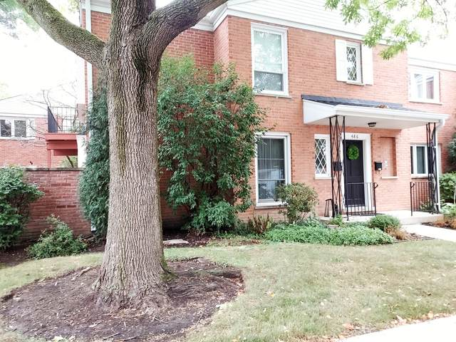 486 Old Surrey Road A, Hinsdale, IL 60521 (MLS #11229368) :: BN Homes Group