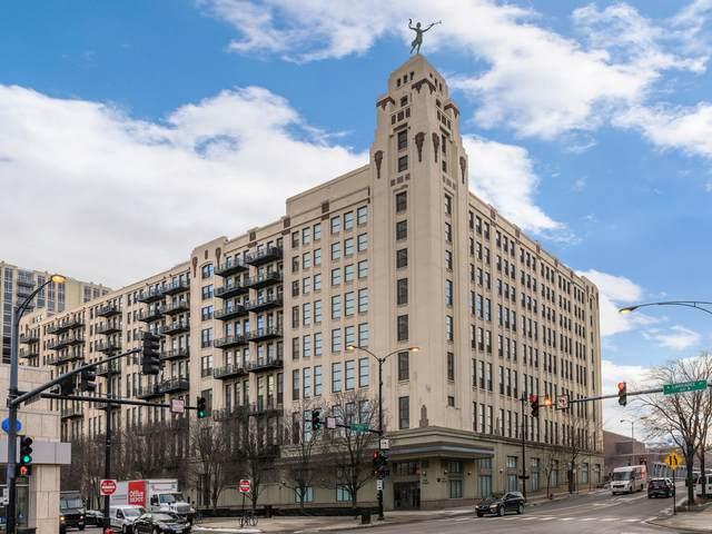 758 N Larrabee Street #901, Chicago, IL 60654 (MLS #11229386) :: The Dena Furlow Team - Keller Williams Realty