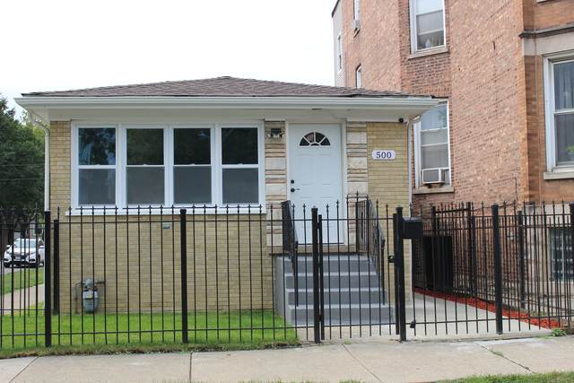 500 N Lavergne Avenue, Chicago, IL 60644 (MLS #11229423) :: The Dena Furlow Team - Keller Williams Realty