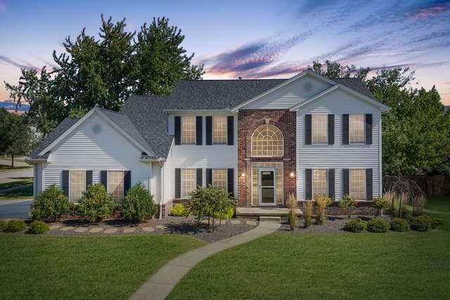 1405 Broad Creek Road, Bloomington, IL 61704 (MLS #11229498) :: Littlefield Group