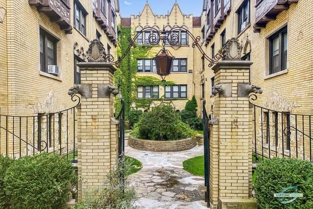 5651 N Spaulding Avenue #1, Chicago, IL 60659 (MLS #11229513) :: Littlefield Group