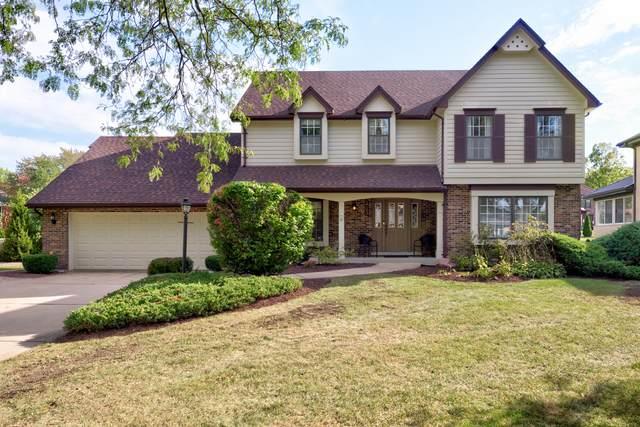303 Hambletonian Drive, Oak Brook, IL 60523 (MLS #11229516) :: Angela Walker Homes Real Estate Group