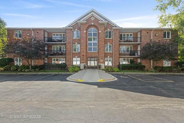 5645 S Cass Avenue #104, Westmont, IL 60559 (MLS #11229524) :: John Lyons Real Estate