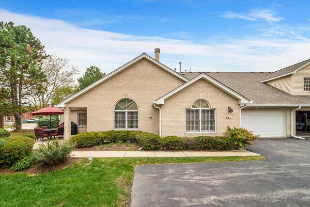 841 Havenshire Road, Naperville, IL 60565 (MLS #11229526) :: Littlefield Group