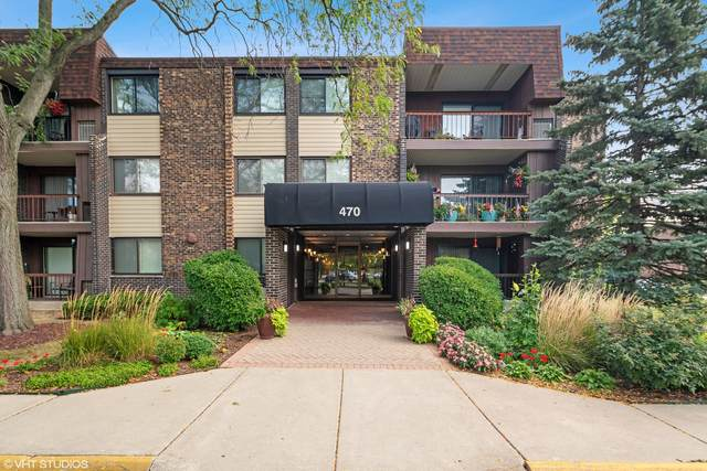 470 Raintree Court 3B, Glen Ellyn, IL 60137 (MLS #11229535) :: Angela Walker Homes Real Estate Group